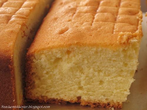 Old Fashioned Lazy Daisy Cake Recipe