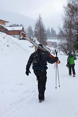 Last march of the weekend (Bavarian Ski Club) Tags: schnee winter snow cold austria tirol europa europe skiing snowboard kalt tyrol stanton oesterreich arlberg skiclub bavarianskiclub stantonamarlbergski