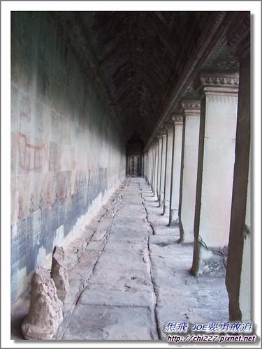 小吳哥-迴廊