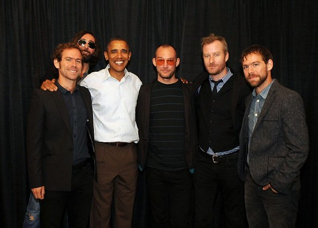 The National with Barack Obama