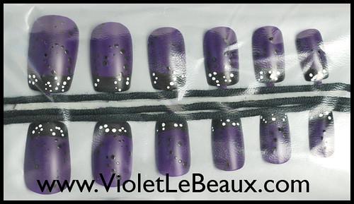Violet's Nail Art