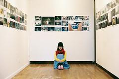 (✈ Sean Marc Lee 李子仁) Tags: newyork cute film girl 35mm friend gallery minolta photos kodak sweet exhibit williamsburg portra 2010 x700 蒼井優 400nc soloshow aoiyu 姚吉慧 yaochichi kkgallery kkbroadway