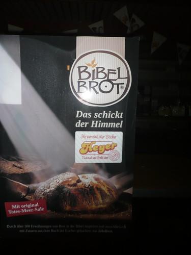 Bibelbrot - bible bread
