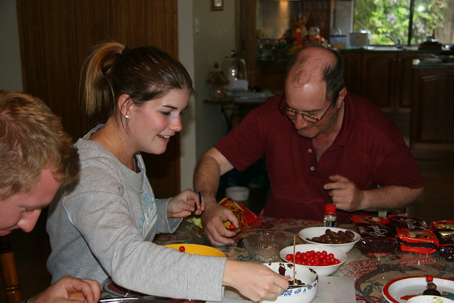 Making reindeers