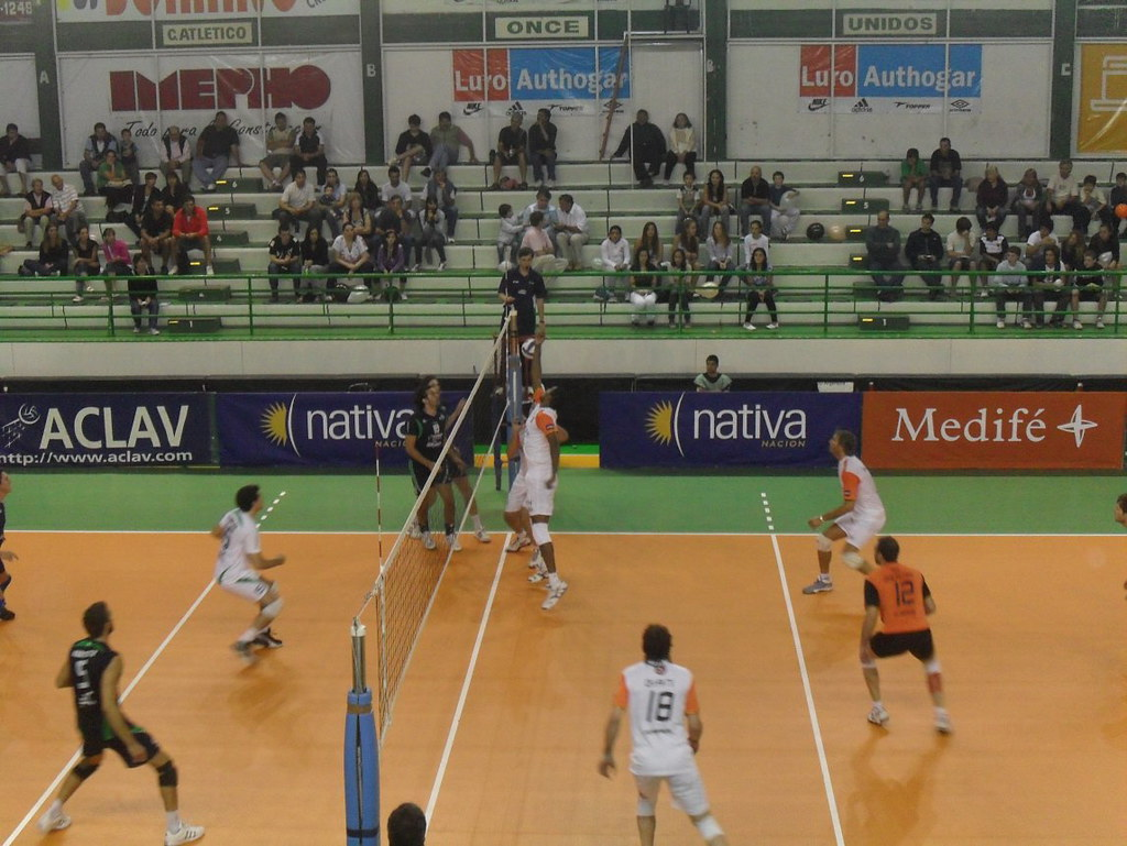 Bs.As.UNidos -Chubut Volley