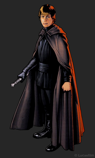 LukeSkywalker Sutfin 2001
