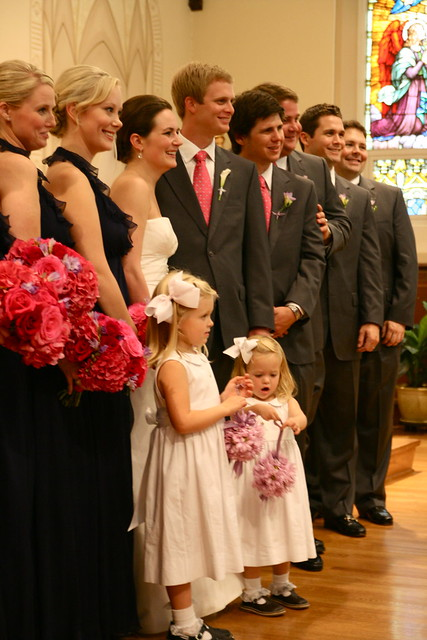 Johnston & Amanda's wedding