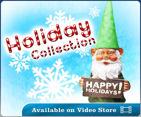 Holiday Collection 2010: PlayStation Video Store
