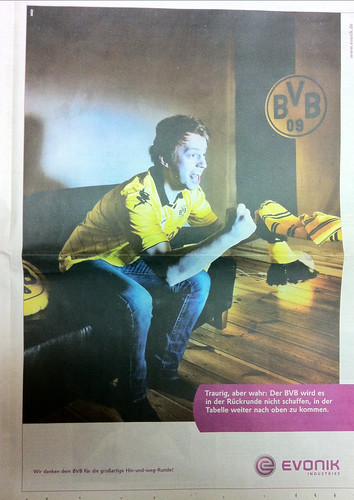 Wir danken dem BVB für die großartige Hin-und-weg-Runde!