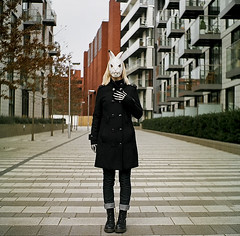 URBUNNY (333Bracket) Tags: london 120 6x6 film mediumformat kodakportra400vc seagull4a103 333bracket