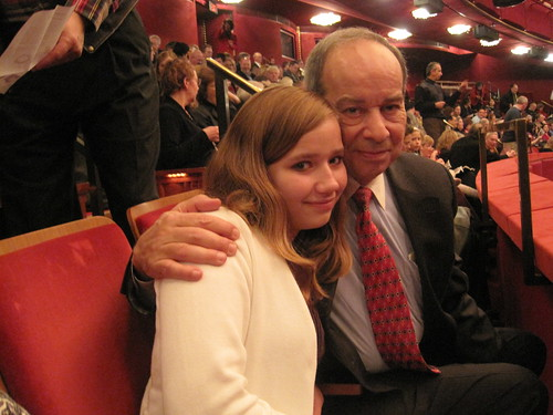 "12/18/10: At the Kennedy Center Opera House for ""South Pacific"""