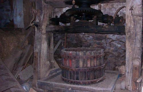 France, walnut mill