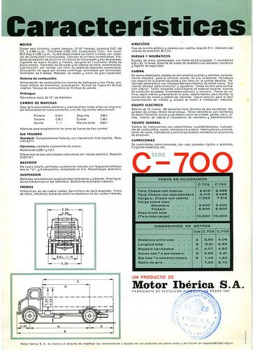 EBRO C 700 I