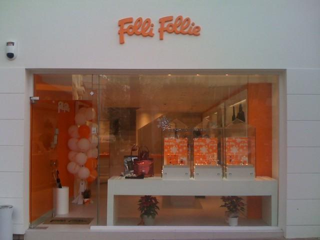 Folli Follie - Xalkida