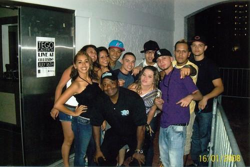 Orlando teen in club