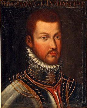 Retrato de Dom Sebastião, o Encoberto