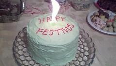 festivus cake cherpumple