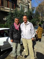 Nasir and Rick Damascus Syria