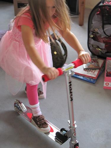 skooter girl