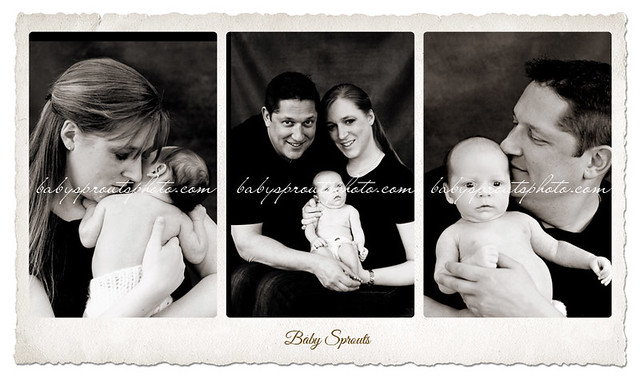 Barrett 5 weeks newborn session - Redmond Newborn Photographer