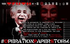 Einstein: THE ▀█▀ █▀ █_█ ▀█▀ █▬█ Я – ΞⓋΩLUZ↑☼N . Wallpaper [spanish] (2500x1563)