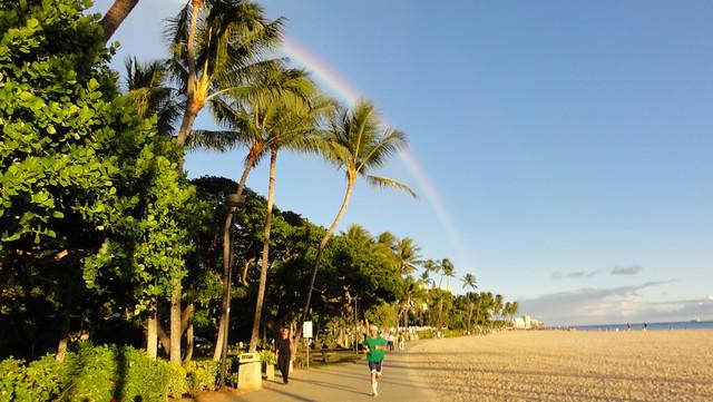 Work trip to Hawaii