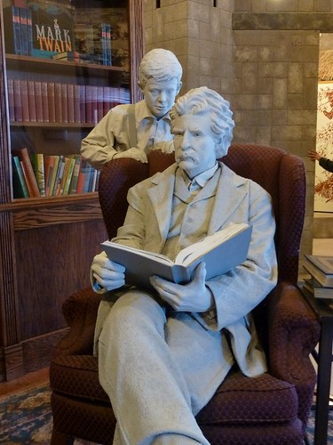 Mark Twain Tom by minnemom, on Flickr