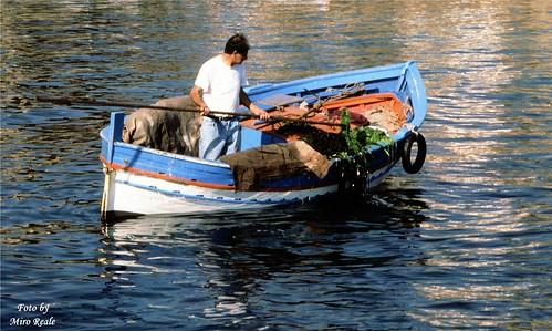 Il Pescatore di Alghe