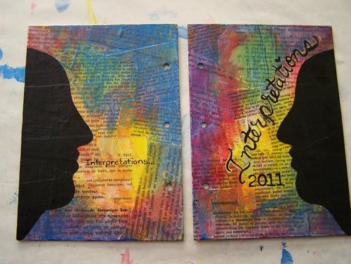 Art Journal Covers Ideas Art Journal Cover Ideas