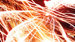 Orange crush (;-D) Happy New Year 2011 (bijoubaby) Tags: longexposure light orange usa color night america dark fire us dof with unitedstates haiku fireworks trails firework boom wa nothing naranja happynewyear firey goldbar rhymes happynewyears blorenge rhymeswithorange netneutrality sooc protectedbydbb1 matters2me