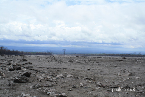merapi 2010 after eruption