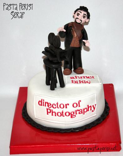 film yönetmeni pastası