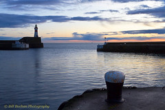 Fraserburgh Blue Sunrise (w11buc) Tags: lighthouse sunrise boats dawn aberdeenshire harbour local fraserburgh 5photosaday greatscot fraserburghharbour canoneos7d 1585mm