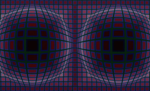 "Victor Vasarely • <a style=""font-size:0.8em;"" href=""http://www.flickr.com/photos/30735181@N00/5323530717/"" target=""_blank"">View on Flickr</a>"