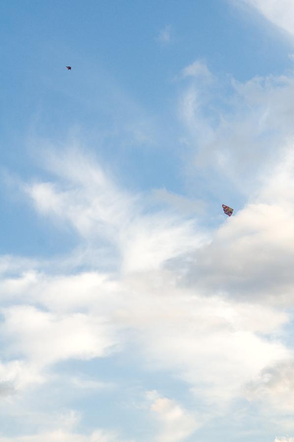 凧揚げ|滋賀県野洲