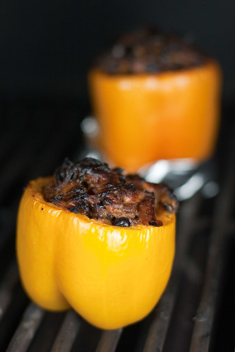 Pork Stuffed Peppers