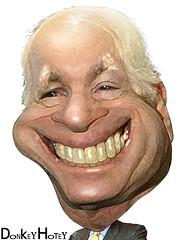 John McCain - Caricature