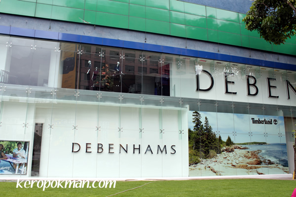 Debenhams at Lot 10