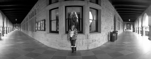 Stanford Hallway