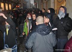 DSC_0713 (Salvatore Contino) Tags: roma università link proteste rds studenti manifestazione udu scontri gelmini contestazioni