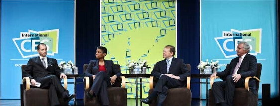 Innovation Power: 3 of America's Most Powerful CEO's Deliver a Master Class at CES 2011