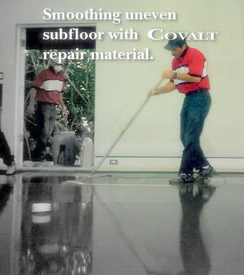 Concrete Floor Leveling In Orange County For over 28 Years!