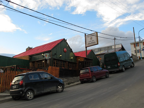 The Local Pub in Ushuaia - Tierra del Fuego, Argentina