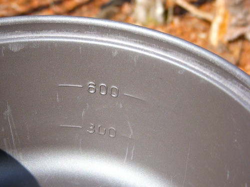 Evernew Titanium Pots - 2