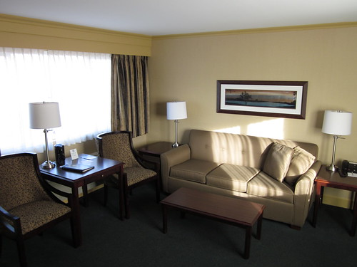 The Dorchester Hotel (Best Western) in Nanaimo, BC