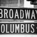 New York City Broadway & Columbus