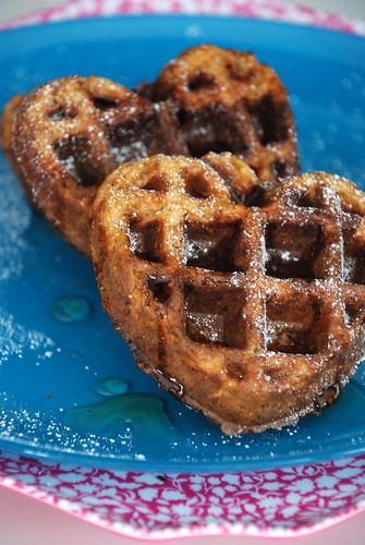 Multigrain Waffles