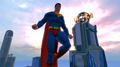 DC Universe Online Trophies - 'Champion of Earth'
