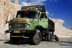 Truck driver   Pasargadae   Iran (mimmopellicola) Tags: iran  irn iraan     iro   iranas  rn    aniarin    irna  irantruck