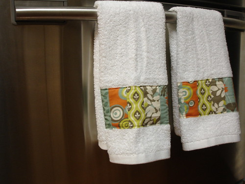 Arcadian Hand Towels